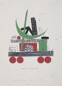 展覧会『ブルーノ ・ ムナーリ―役に立たない機械をつくった男』が世田谷美術館で開催