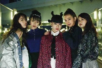 小室哲哉プロデュースの5人組ガールズグループDef Willが「寒い夜だから…」などTKナンバーをカバー
