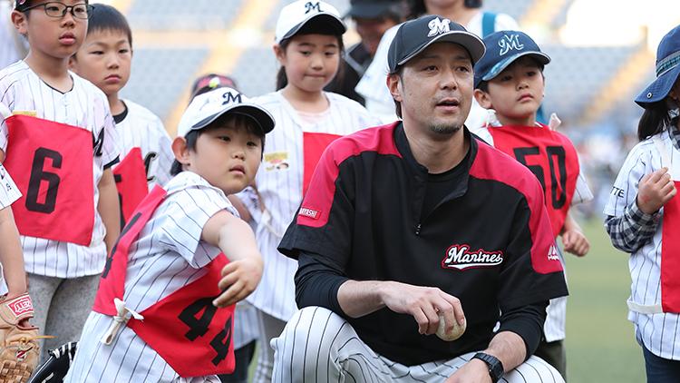 「ベースボールアカデミーコーチとボールチャレンジ!!」