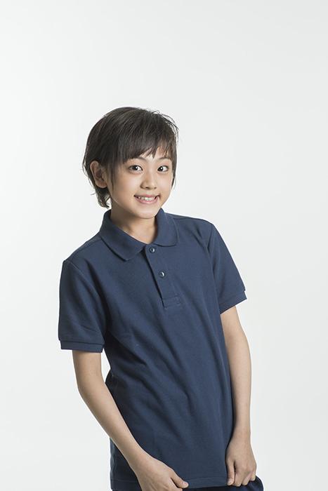 古賀瑠(こが・るいと)2004年生まれ 中学1年生