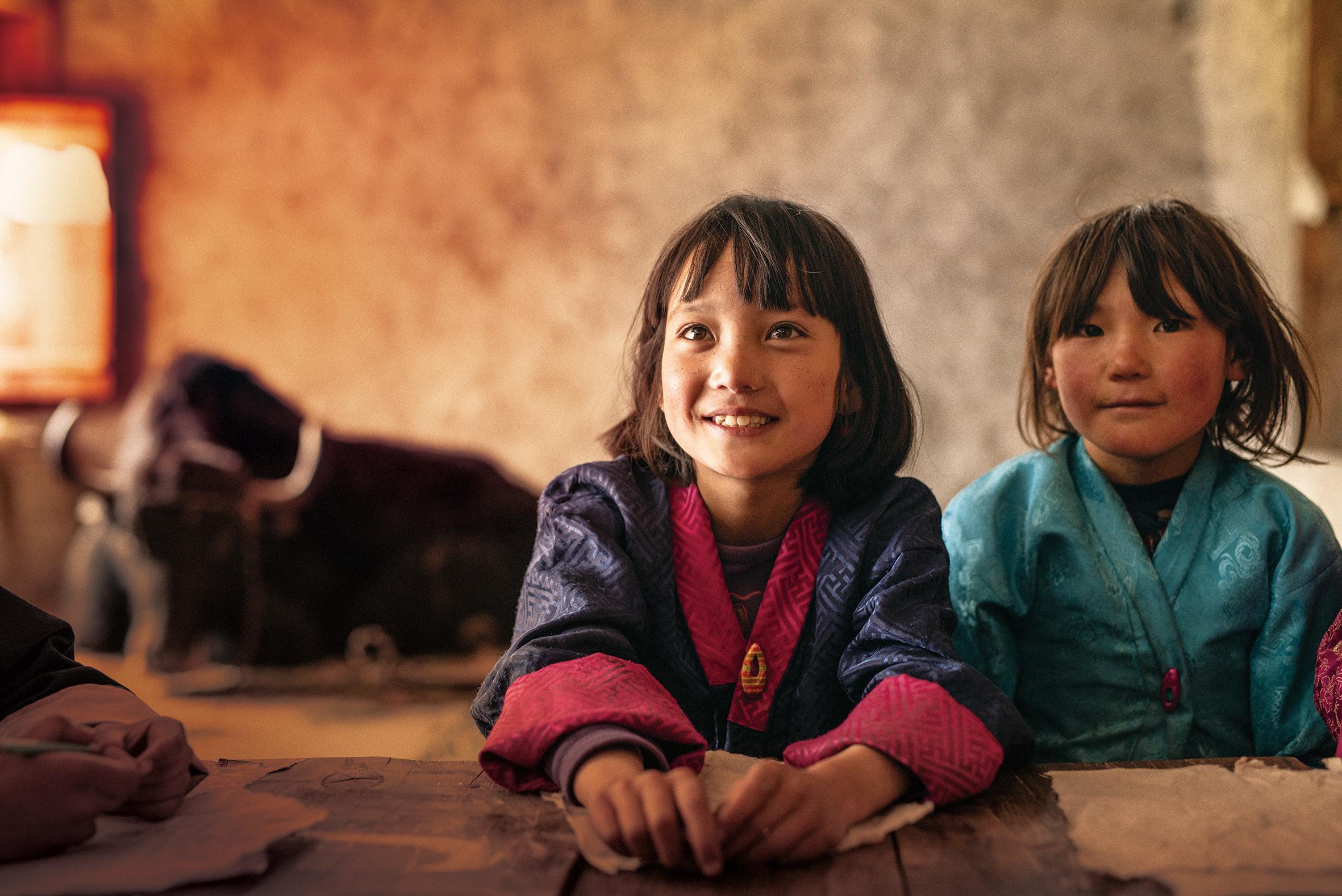 映画『ブータン 山の教室』 (C)2019 ALL RIGHTS RESERVED