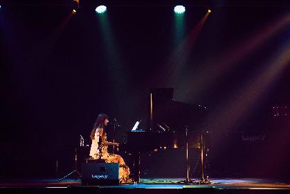 大塚愛、約3年ぶりの台湾公演は即完 台湾・中国でピアノ弾き語りライブ『AIO PIANO at ASIA』を開催