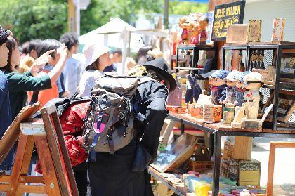 海外アンティークや昭和レトロが集まる、現代版蚤の市「第3回 NAGOYA ANTIQUE MARKET」が開催