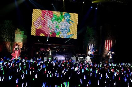 After the Rain(そらる・まふまふ)×うらたぬき×あほの坂田 充実感と笑顔があふれた素晴らしき2018年の幕開け