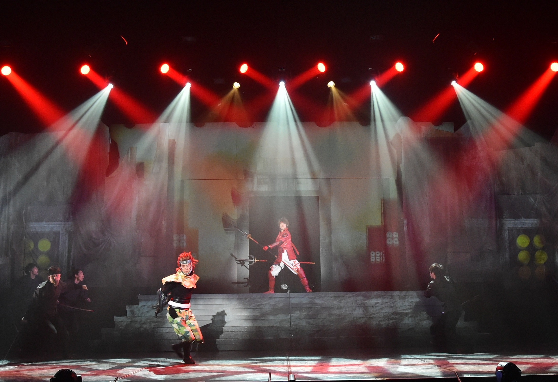 斬劇『戦国BASARA』第六天魔王  (c)CAPCOM CO., LTD. ALL RIGHTS RESERVED.