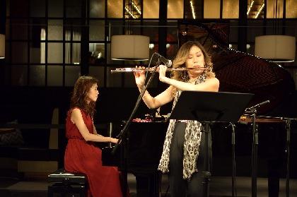 藤井香織(フルート)&藤井裕子(ピアノ)それぞれの道を歩む姉妹の共演