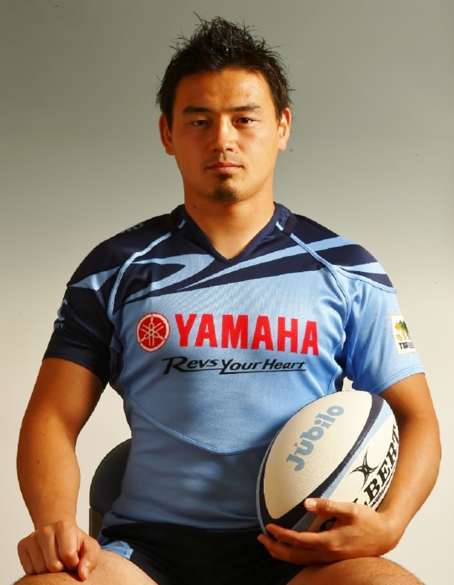 五郎丸選手