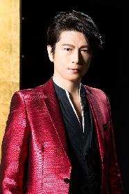 """及川光博 新曲「インフィニティ∞ラブ」MVはカラオケで愛を熱唱する""""バーチャルミッチー"""""""