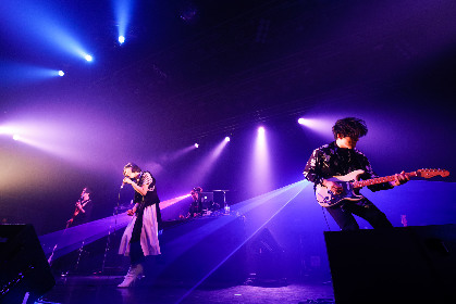 三者三様のストーリーが交差した一夜──ORESAMA主催『TOKYO FLAT NIGHT CARNIVAL THE FINAL』ライブレポ