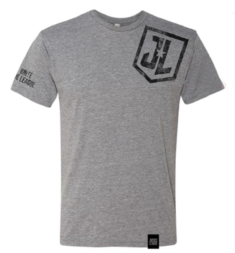 『ジャスティス・リーグ』オリジナルメンズTシャツ