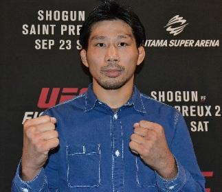『UFCファイトナイト・ジャパン』中村K太郎、廣田瑞人、安西信昌 合同取材レポート