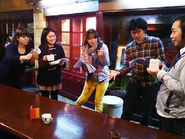 飛ぶ劇場・泊篤志が外部に書き下ろした短編3本をリーディング上演、小倉のカフェで