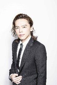 中川晃教がマシュー・モリソンの初ソロコンサートにゲスト出演! ブロードウェイスター・マシューとの共演に意気込み