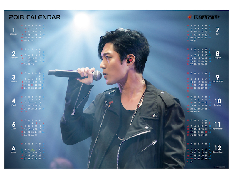 DVDクリアポスターカレンダー