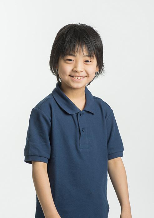 持田唯颯(もちだ・いぶき)2006年生まれ 小学5年生