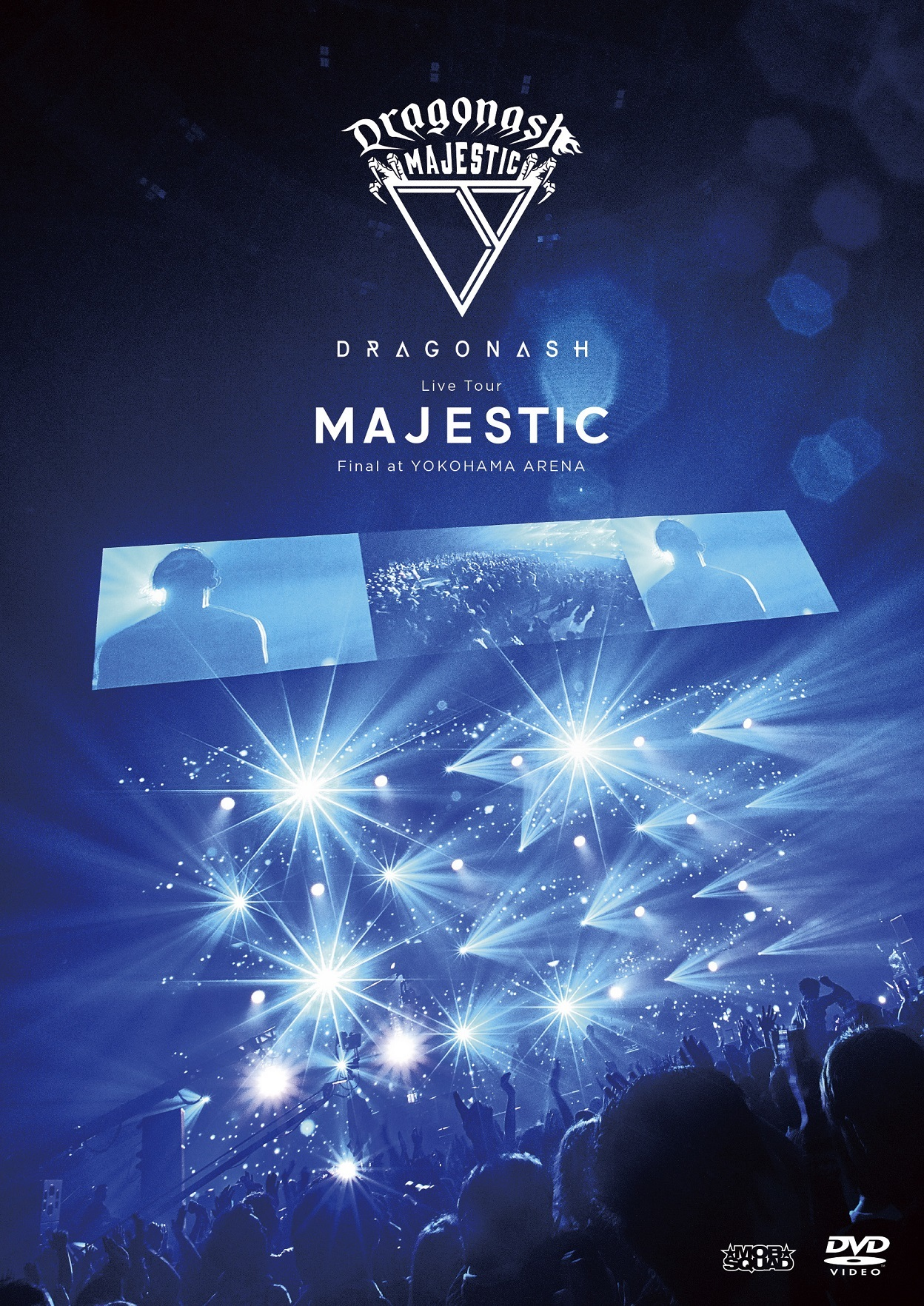 『Live Tour MAJESTIC Final at YOKOHAMA ARENA』通常盤DVD