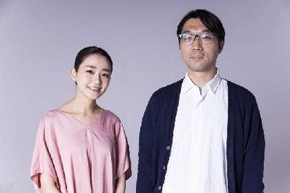 倉持裕と奈緒が語る、時空を超えて二つの世界を行き来する二人の少女の物語『DOORS』