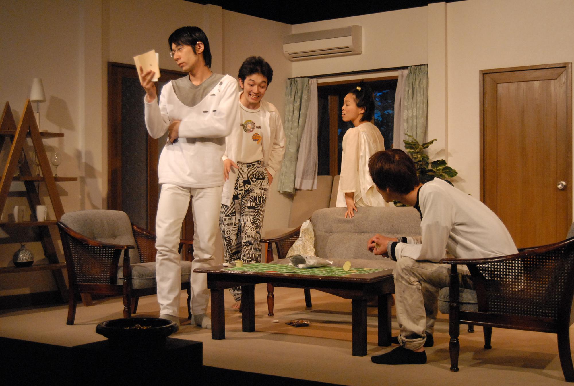 第22回公演『深情さびつく回転儀』