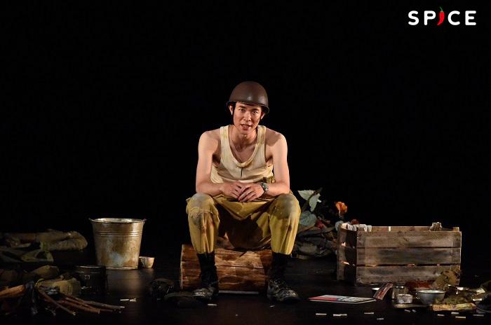 『ボクの穴、彼の穴。The Enemy』舞台写真