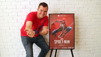 君もスパイダーマンになれる!PlayStation4『Marvel's Spider-Man』最速メディア体験会レポート&開発者インタビュー