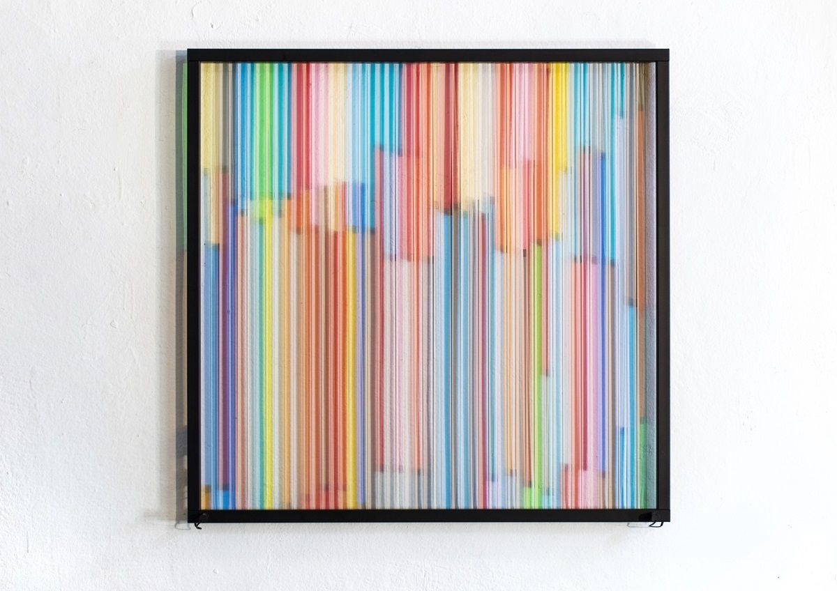 2017年展示予定昨品 artist: Pe Lang title: Color | nº10 2016年