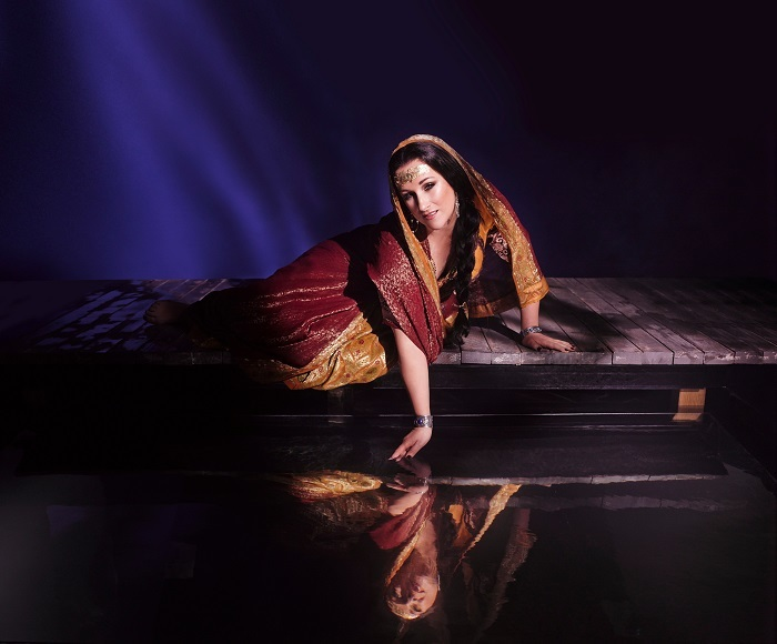 『真珠採り』 (c)Kristian Schuller /Metropolitan Opera