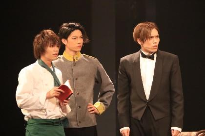 Candy Boyの新たな挑戦! 初の舞台公演Théâtre de Candy Boy『BONBON』3周年を迎えた彼らが見せるもう一つの顔