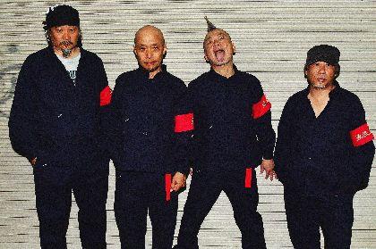 亜無亜危異、レコ発ライブ大阪公演にBRAHMAN、SAがゲスト出演決定