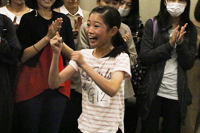 藪田 美怜(ヤブタ ミサト)G12