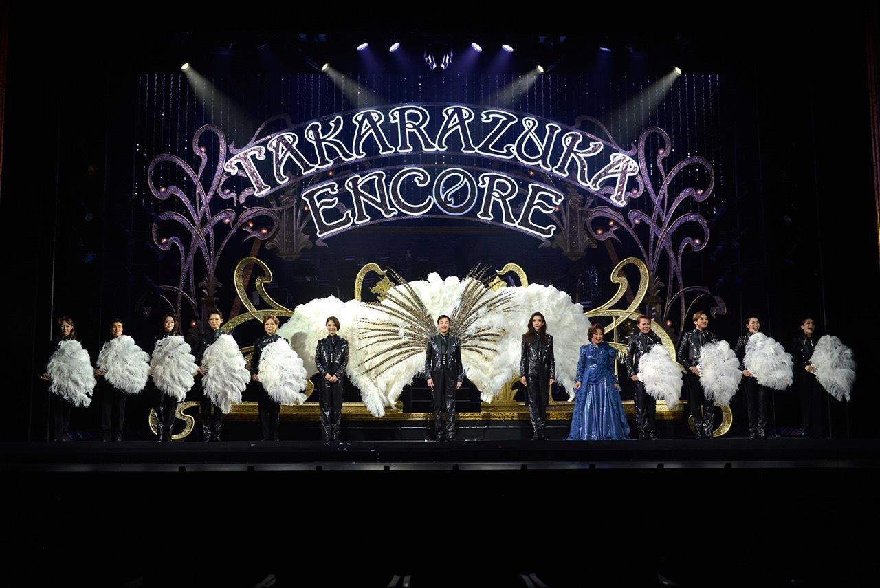 ニューヨーク公演で上演したレビュー・ショー「タカラヅカ・アンコール」 (C)MASAHIRO NOGUCHI
