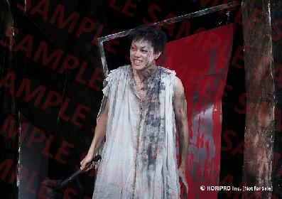 菅田将暉×栗山民也『カリギュラ』DVD発売記念のパネル展が開催