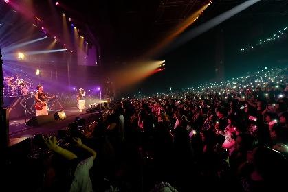 シド ツアー最終日にファンからのサプライズ演出で号泣「最高のライブとズルいサプライズをありがとう!」