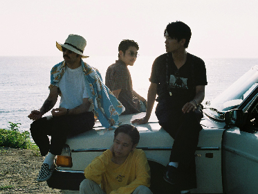 Yogee New Waves 「SPRING CAVE e.p.」アナログ盤をリリース