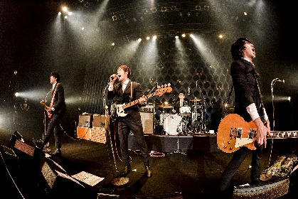 THE BAWDIES 新曲初披露ツアー完走につき、4公演目のZepp DiverCity公演をネタバレ全開でレポート