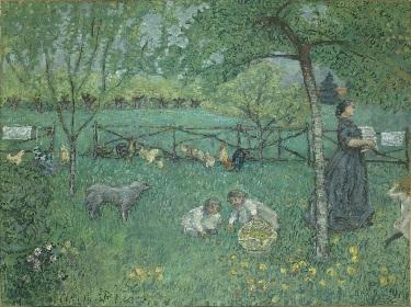 『オルセー美術館特別企画 ピエール・ボナール展』記者発表会レポート 現代絵画に続く道を創った、謎多き画家の生涯に迫る