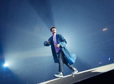 星野 源、33万人を動員した5大ドームツアー『POP VIRUS』から東京公演を映像作品化