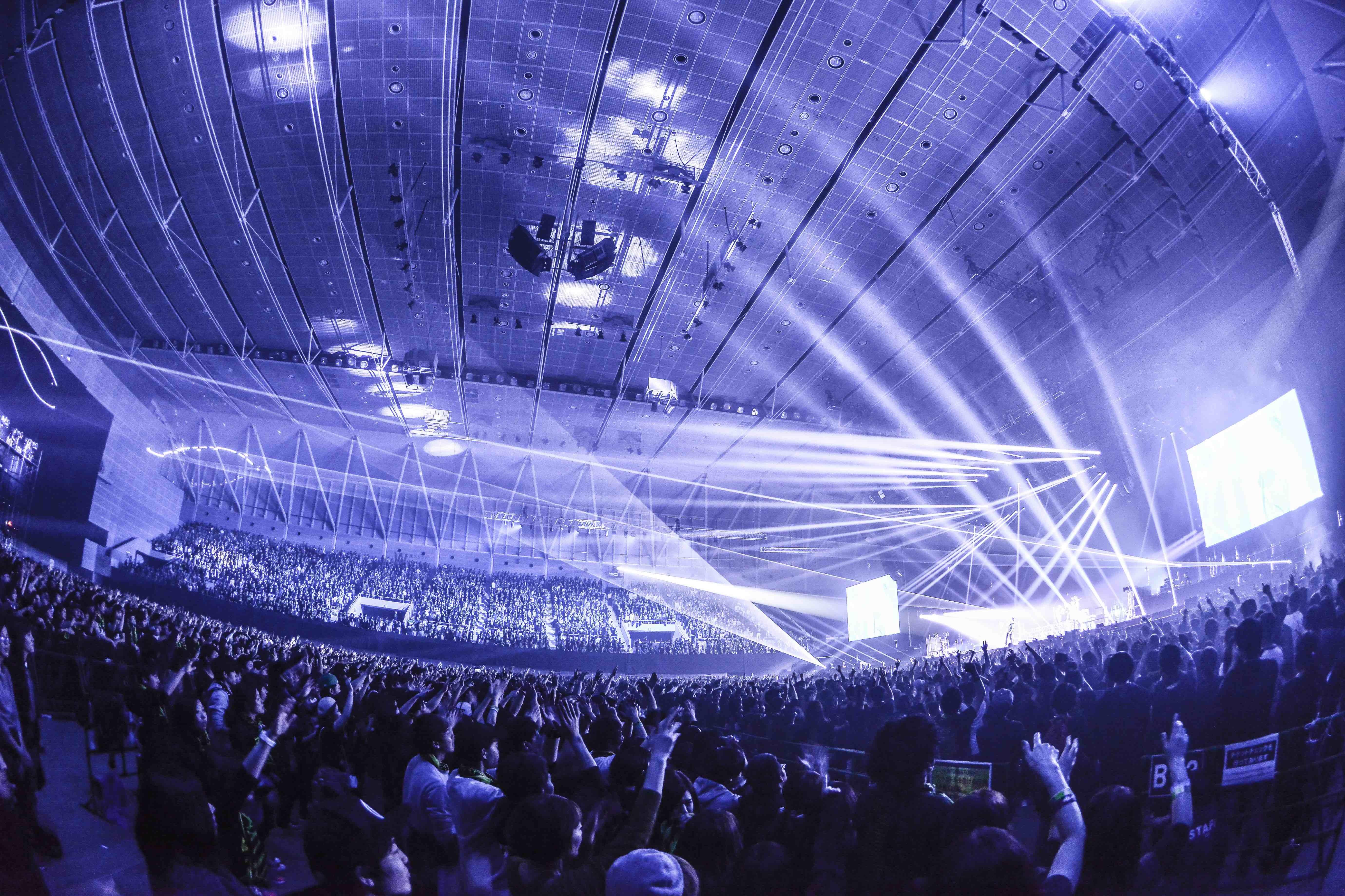ONE OK ROCK  Photo by Rui Hashimoto(SOUND SHOOTER)