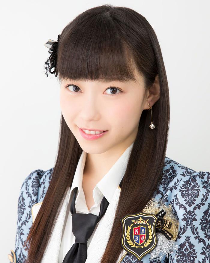 NMB48 石塚朱莉