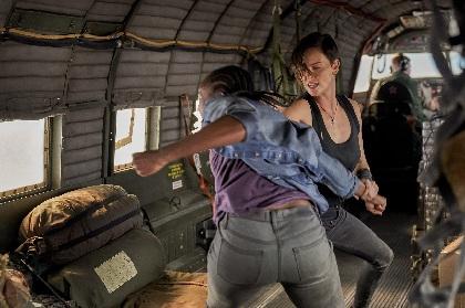 """不死身の傭兵たちが様々な""""技""""を駆使して近接戦闘! Netflix映画『オールド・ガード』本編アクションシーンを一部解禁"""