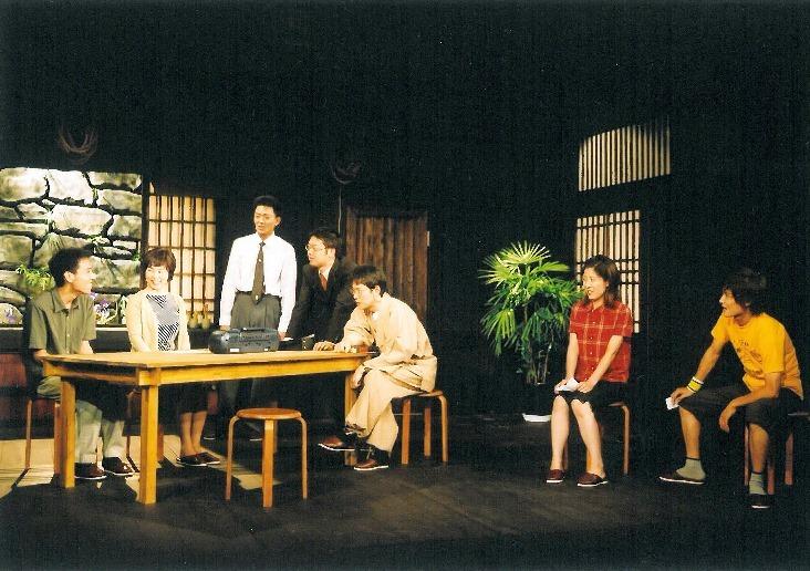 MONO『きゅうりの花』(2002年再演版) [撮影]谷古宇正彦
