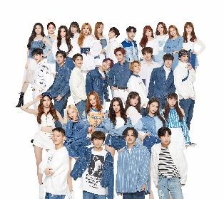 BTOB、CLC、PENTAGON、(G)I-DLEら総出演の『U & CUBE FESTIVAL 2019 IN JAPAN』が映像化、全国5都市で上映会も開催