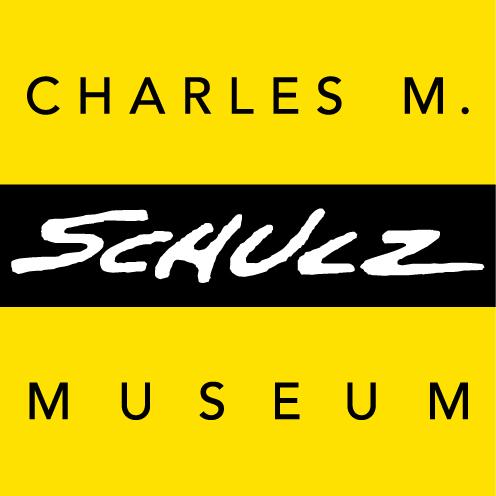 チャールズ M. シュルツ美術館ロゴ