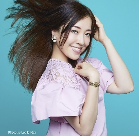 平原綾香、自身も出演する氷上のレビュー風エンターテインメント・ショー『LUXE』主題歌として 書き下ろした新曲「LUXE -リュクス-」配信スタート