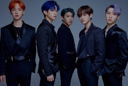 K-POPシーン2019年注目の新人、AB6IXが初アルバム『6IXENCE(シックスセンス)』発売