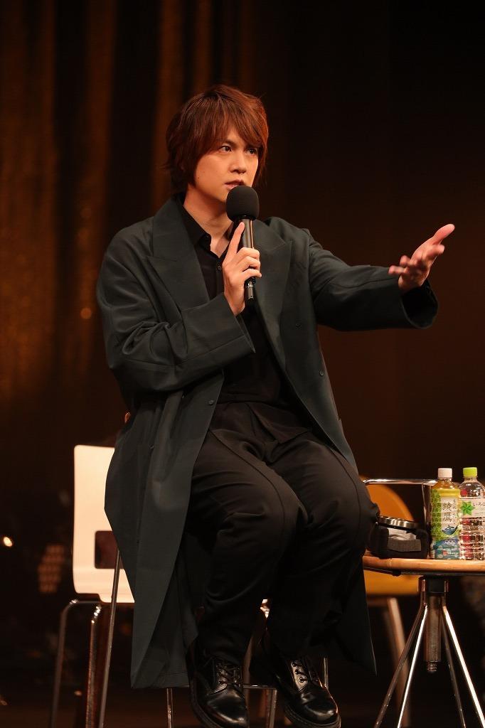 浦井健治 Photo:Yutaka Nakamura