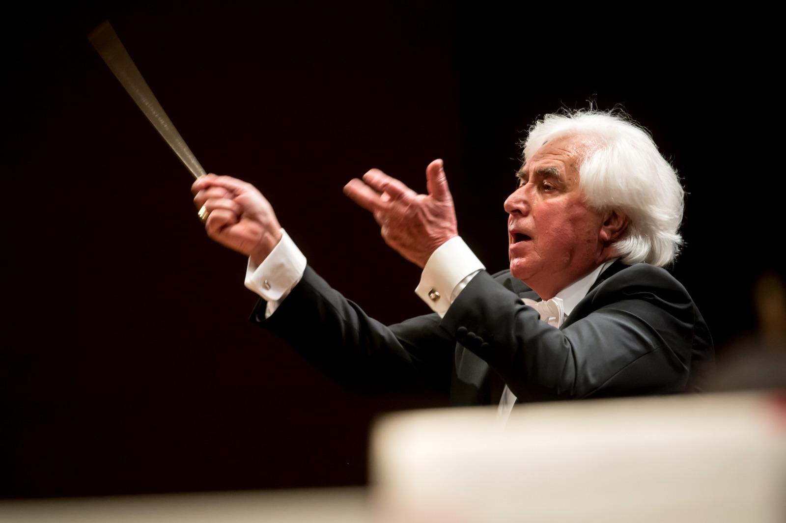 ドミトリー・キタエンコは独自の音楽を創りだす (c)池上直哉/東京交響楽団