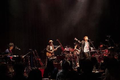 宮田和弥 初のビルボード公演 凄腕たちによるバンド編成のライブが伝えたもの