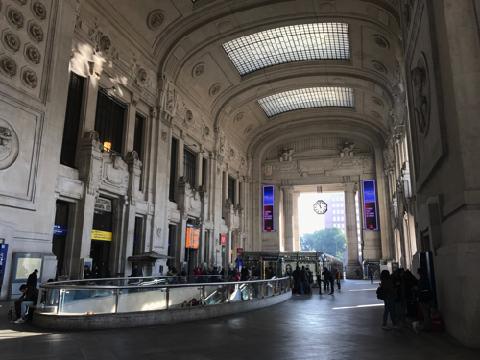 イタリア・ミラノの美術探訪記
