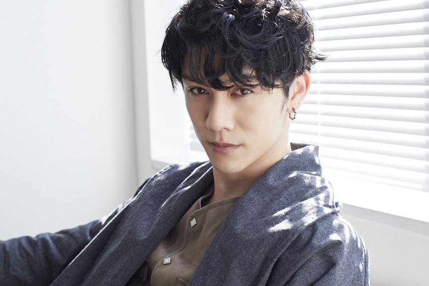 バンコラン役:青木玄徳