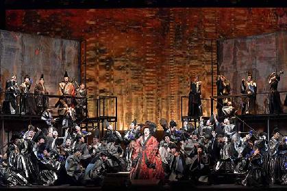 新国立劇場《紫苑物語》大野和士芸術監督が放つ話題の日本オペラ 初演開幕